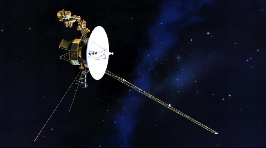Congratulations to Voyager 1 for reaching interstellar space!
