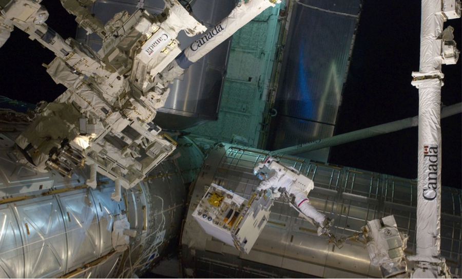 NASA's Real-Life 'Gravity' Images Will Blow You Away