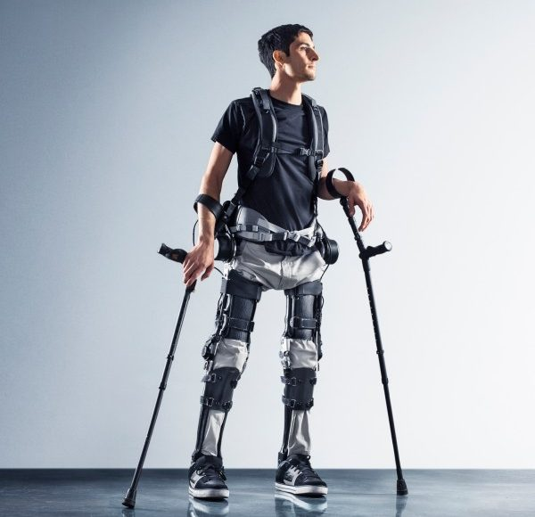 This $40,000 Robotic Exoskeleton Lets the Paralyzed Walk