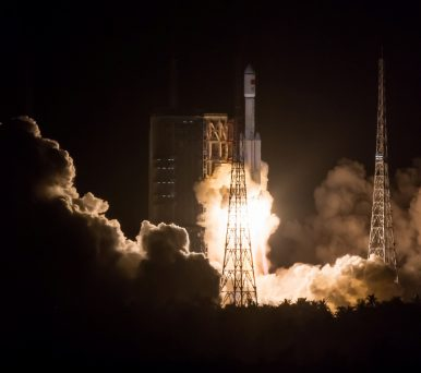 How China Is Weaponizing Outer Space