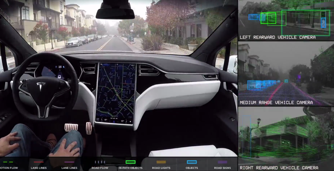 Tesla to transition from 'Enhanced Autopilot' to 'Fully Self-Driving' as soon as '3 to 6 months', says Elon Musk